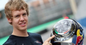 A podium needed before Sebastian Vettel retains World Championship