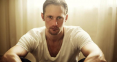 Alexander Skarsgard says he should play Christian Grey due to his experience