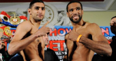 Amir Khan vs Lamont Peterson rematch set for May