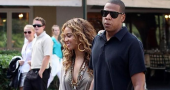 Beyoncé and Jay-Z's baby Blue Ivy Carter is simply gorgeous