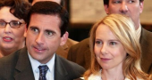 Carell milked final Office scenes says Amy Ryan