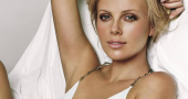 Charlize Theron Embraces Bald Hair Do
