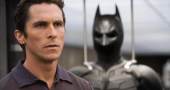 Christian Bale in new The Dark Knight Rises footage