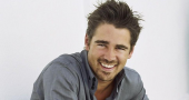 Colin Farrell reveals how son James changed him for the better