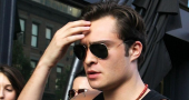 Ed Westwick still surprised by fame