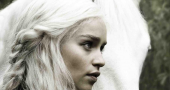 Emilia Clarke in Game of Thrones Season 2
