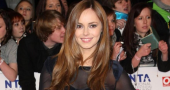 Irritable Hannah Tointon must eat