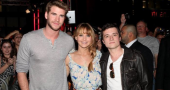 Jennifer Lawrence and Liam Hemsworth discuss Josh Hutcherson concussion