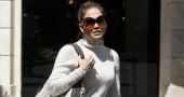 Jennifer Lopez hates talking about Whitney Houston death