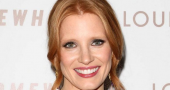 Jessica Chastain describes Brad Pitt as normal
