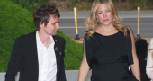 Kate Hudson and Matt Bellamy reveal baby boy joy