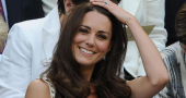 Kate Middleton shows off athletic physique at forces tribute