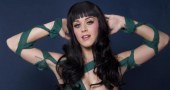 Katy Perry shows Russell Brand what he's missing in new Adidas advert