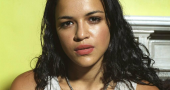 Michelle Rodriguez, Resident Evil: Retribution behind the scenes