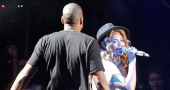 New Beyoncé baby bump pictures