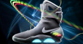 Nike MAG auction makes more money for Michael J Fox Foundation