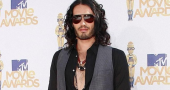 Russell Brand moves on from Katy Perry with new women
