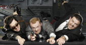 Simon Pegg and Nick Frost to pen new comedy