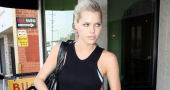 Sophie Monk admits to being self-conscious