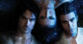 The Vampire Diaries love triangle is refreshed by vampire Elena