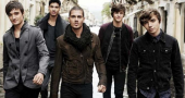 The Wanted spend quality time with the ladies in their lives