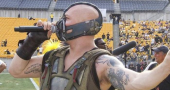 Tom Hardy talks Bane's mask in The Dark Knight Rises