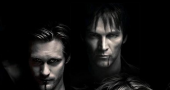 True Blood's Alexander Skarsgard teases Eric and Bill bromance