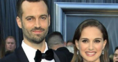 Natalie Portman reportedly taking a break from work to spend time with her son