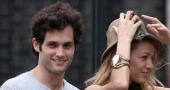 Penn Badgley says Jeff Buckley is like a feral cat