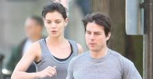 Katie Holmes: 'family bonds' are most important