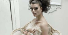 Crystal Renn gives her fashion tips