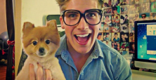 Joey Graceffa loses it after getting towed, Nate Clark makes hilarious response video