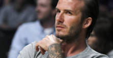 Sir Alex Ferguson criticises David Beckham