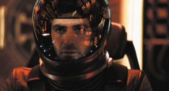 George Clooney in a still from 'Gravity'