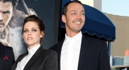Kristen cheated on Robert with Rupert Sanders