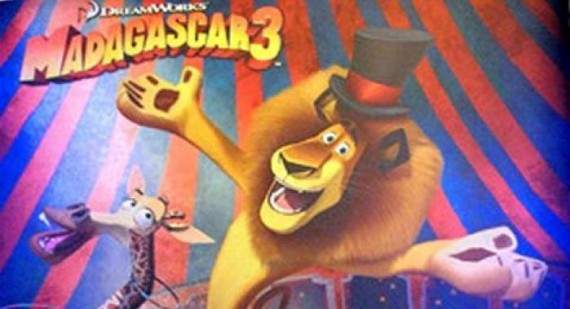 2012 to be the year of the animated movie?