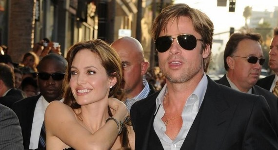 Angelina Jolie and Brad Pitt's legal woes