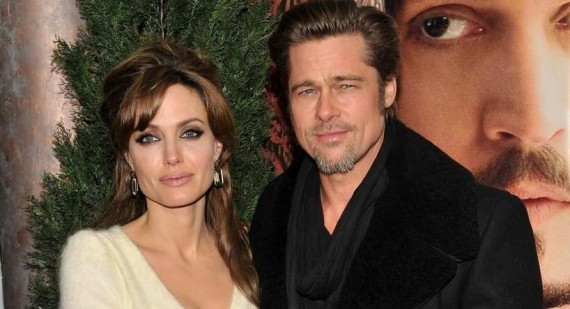 Angelina Jolie's Feud With Brad Pitt's Mother Continues