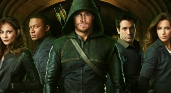 Arrow New York Comic Con reel shows Deadshot, Deathstroke, China White and The Huntress