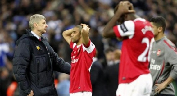 Arsene Wenger's future at Arsenal in doubt