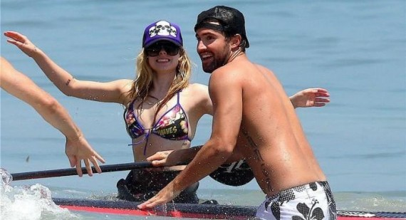 Avril Lavigne and Brody Jenner, what the future holds