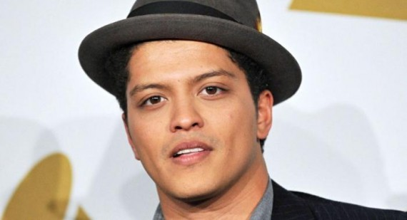 Bruno Mars reveals the inspiration behind video for Locked Out of Heaven