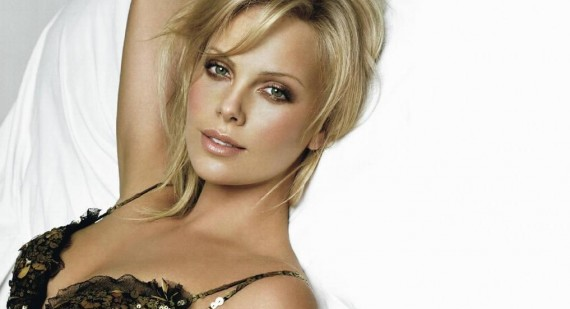 Charlize Theron Shaves Her Head