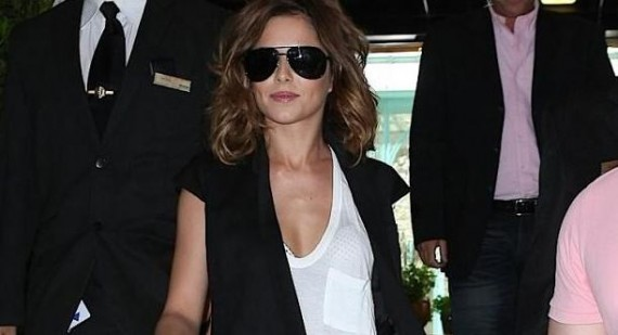 Cheryl Cole insists she will not become Simon Cowell's new Sinitta