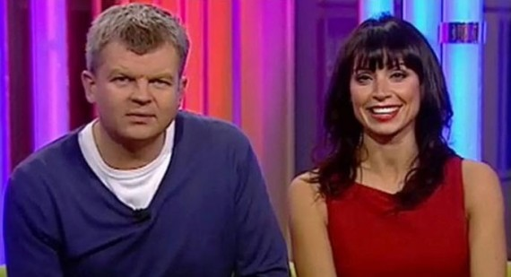Christine Bleakley and Adrian Chiles sacked