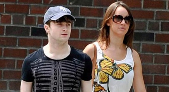 Daniel Radcliffe reveals his first kiss with Rosie Coker