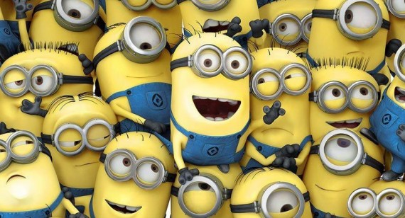 Despicable Me 2 set for 2013