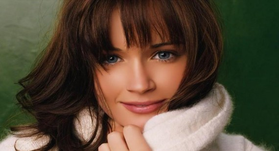 Fifty Shades Of Grey: Alexis Bledel As Anastasia Steele?