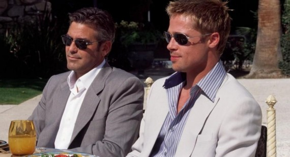 George Clooney and Brad Pitt to film Ocean's 14 in Macau