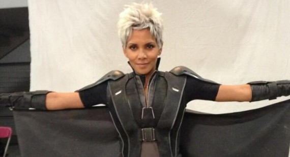 Halle Berry and Lucas Till discuss 'X-Men: Days of Future Past' spoilers